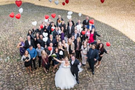 Schloss Solitude Stuttgart Hochzeitsfotografie