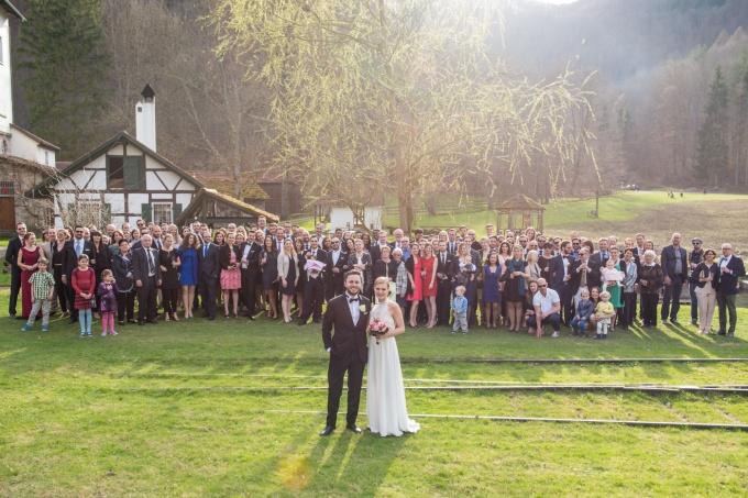 Hochzeit Künkelemühle