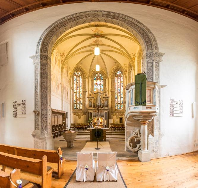 Kirche Ingersheim