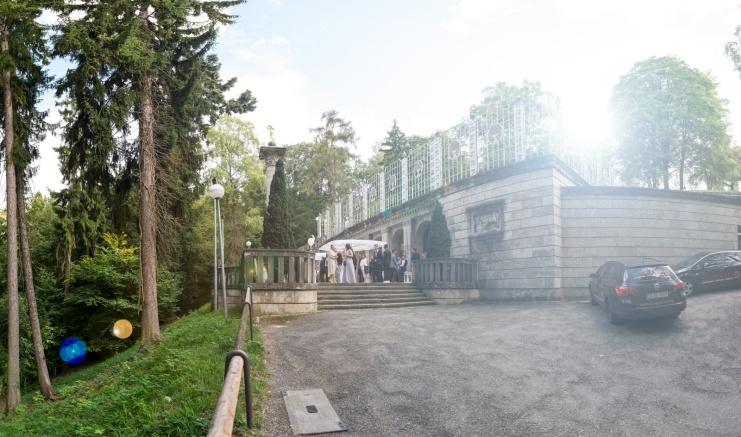 Marmolsaal Im Weissenburgpark Stuttgart
